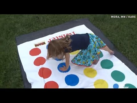 Twister inventor amazed by game's success