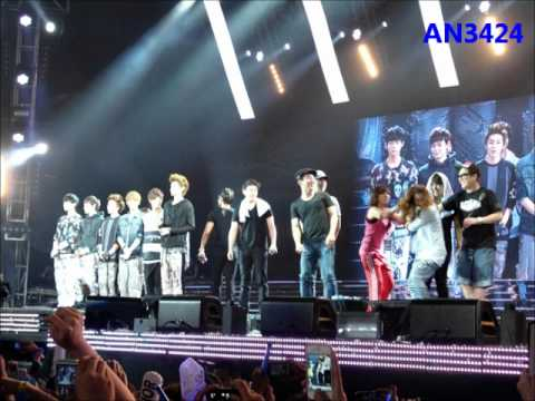 Super Show 4 Jakarta [DAY 3] - Picture