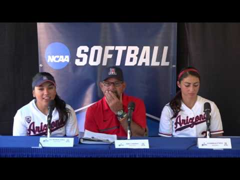 Arizona Postgame Press Conference- 2017 NCAA Regionals