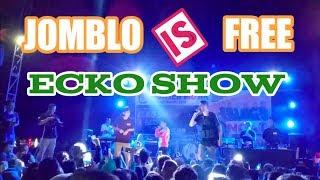 Gambar cover Ecko Show - Jomblo (live) Konser Musik KPU Boalemo