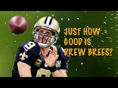 Just how good is Drew Brees? The stats don't lie