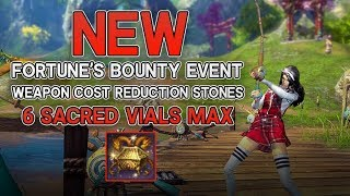 Blade and Soul - New Fortune's Bounty (Fishing Event) Overview!