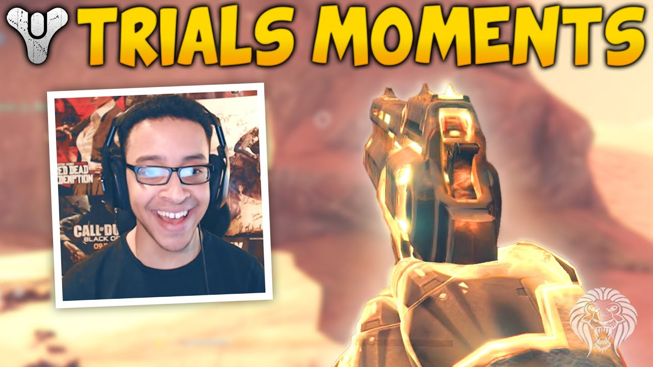 "Download Destiny: ""I FINALLY GOT IT!"" Trials of Osiris Flawless (Funny Moments & Highlights)"