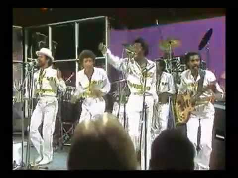 Kool & The Gang - Get Down On it LIVE 1981