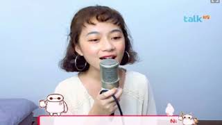 """Vì Yêu Mà Đến.( Idol CCTalk Trang Ly ) 1 trong số 8 hot girl của CTrình '""""Vì Yêu Mà Đến""""""""cover.!"""