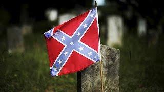 В США призывают отказаться от флага Конфедерации
