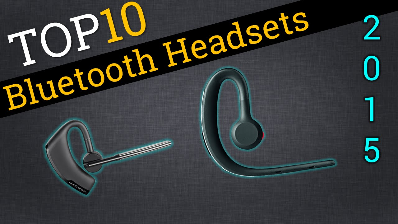 top ten bluetooth headset