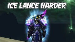 Ice Lance Harder - Frost Mage PvP - WoW BFA 8.3