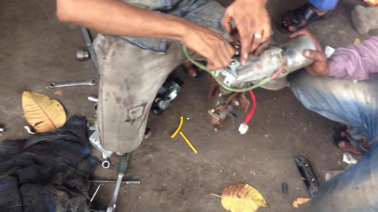 hyundai i20 power steering motor replacement