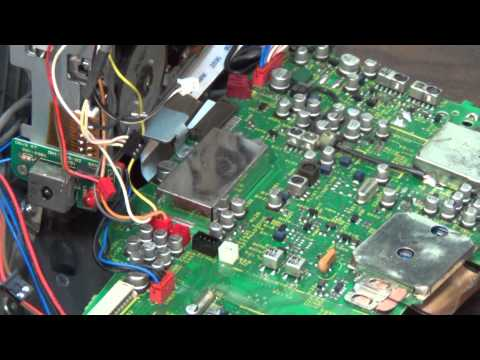 Identifying bad SME capacitors