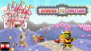 Demons vs Fairyland - iOS - iPhone/iPad/iPod Touch Gameplay