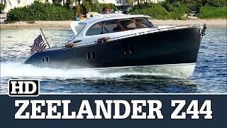Zeelander Z44 running at Fort Lauderdale