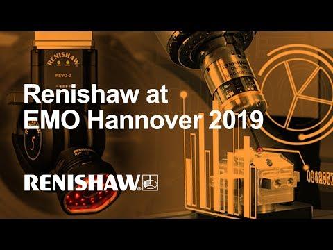 Renishaw At EMO Hannover 2019