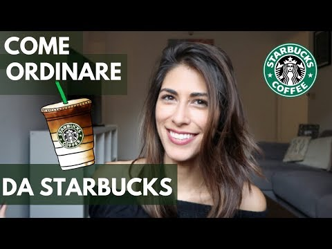 COME ORDINARE DA STARBUCKS! (eng sub)