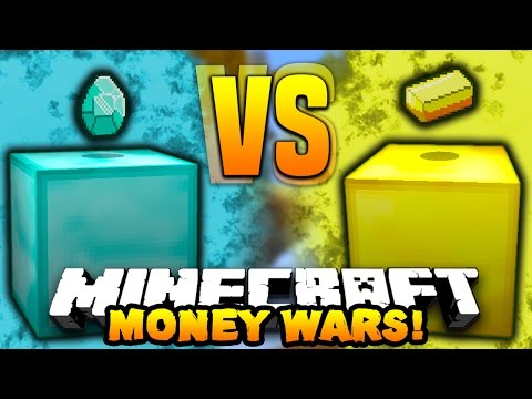 THE MOST AMAZING THING EVER! | Minecraft SOLO MONEY WARS #1