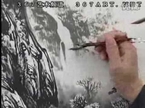 Zeng Gang 曾刚山水画 DVD Course of Chinese Landscape Painting (Disk 1-17)
