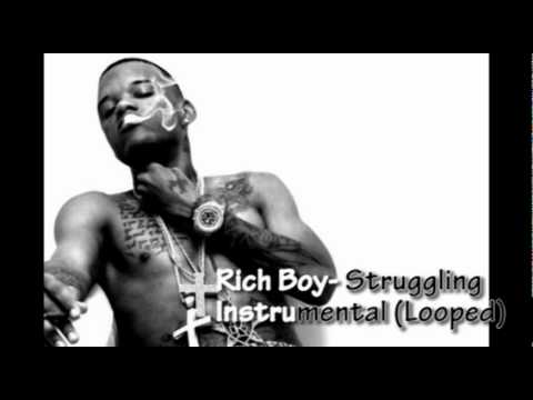 Lil B Rich Boy Down 4 Too Long Struggling Instrumental Looped