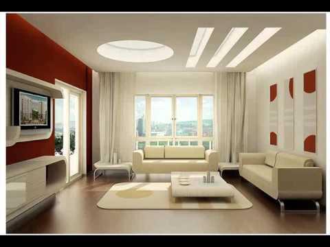 interior pembatas ruang tamu dan keluarga Desain Interior