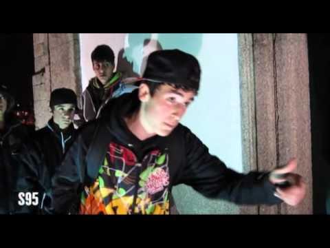 Poesia Violenta — S95 contra NTS — Mosteiro Serra do Pilar 3