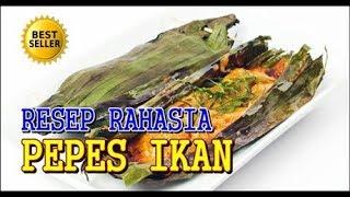 resep masakan indonesia pepes ikan mas ala chef Rudy Choerudin