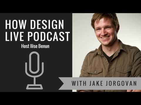 HOW Design Live Podcast Episode 55: Jake Jorgovan on How to Win Your Dream Clients