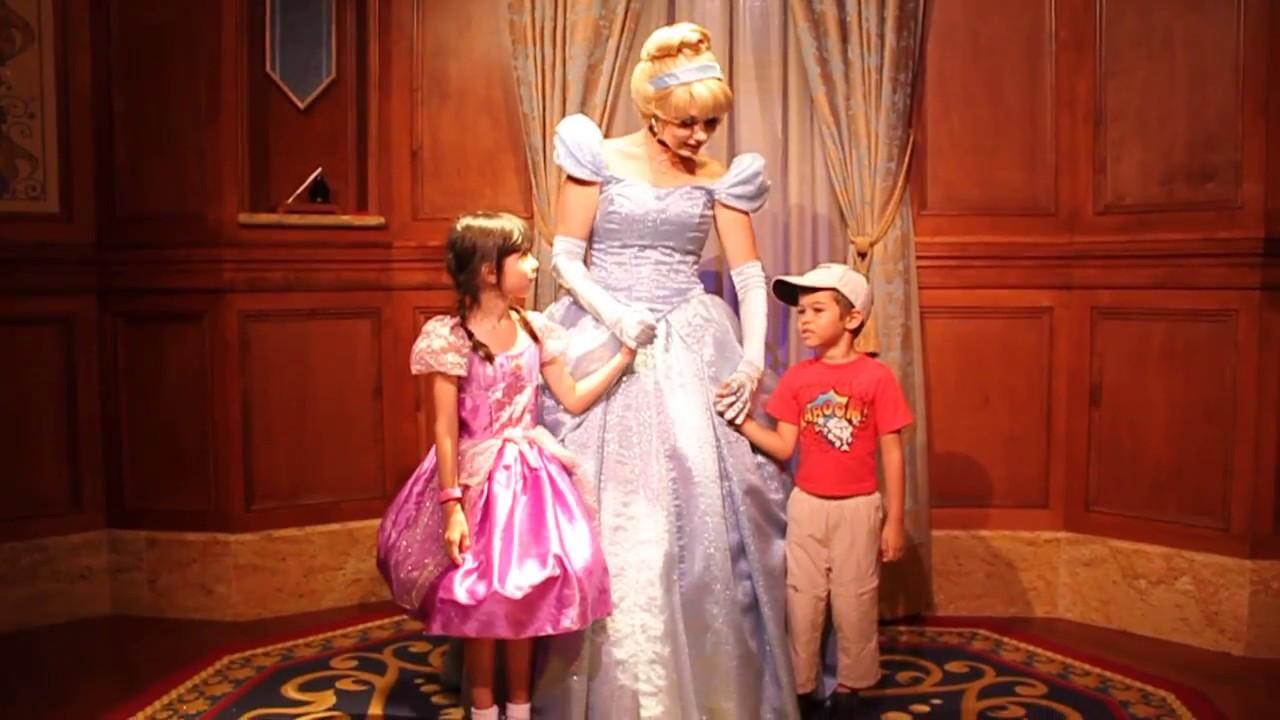 life cinderella Real disney princess