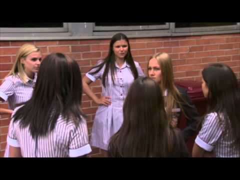 Ja'mie: Private School Girl Ja'mie and Madison Fight