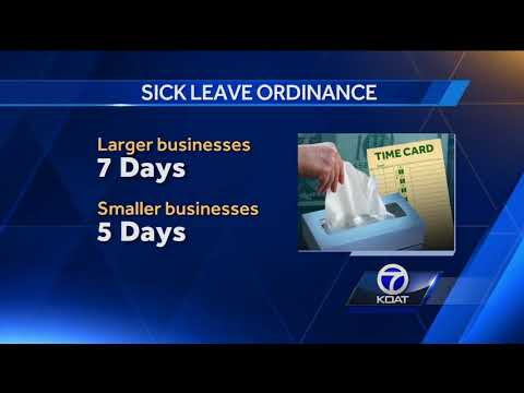 Legal battle over paid sick leave ordinance isn't over yet