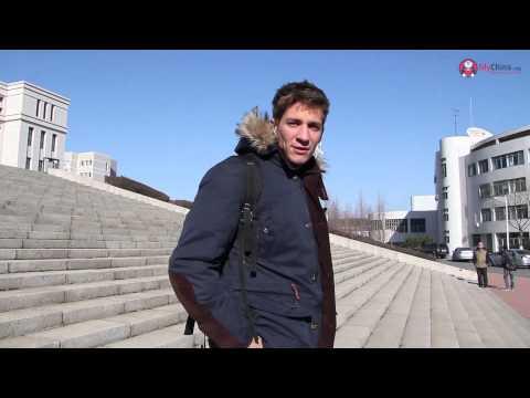 Каково быть французом в Dalian University - MyChina.org