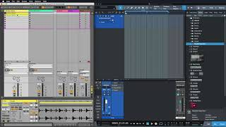 Studio One With Gregor - Using Ableton Live and Studio One side by side