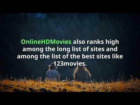 5 Free Movie Streaming Sites like 123Movies
