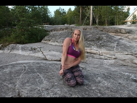Calisthenics workout norwegian girl youtube ccuart Gallery