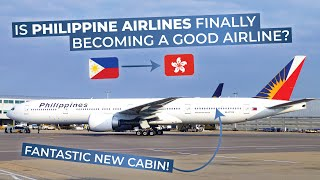 TRIPREPORT | Philippine Airlines (ECONOMY) | Boeing 777-300ER | Manila - Hong Kong