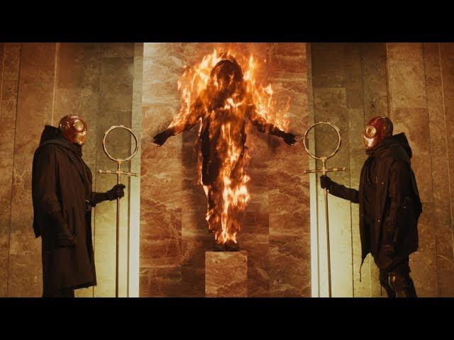 R3HAB & ZAYN & Jungleboi - Flames (Official Music Video)
