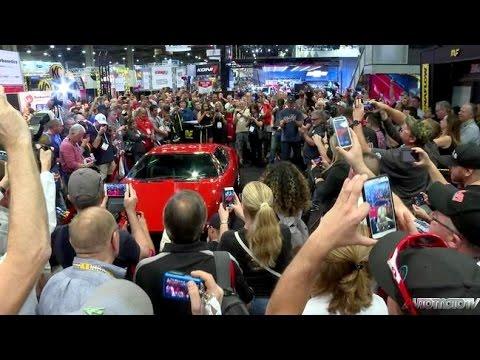 Chip Foose Pantera Revealed at SEMA 2015 in Las Vegas