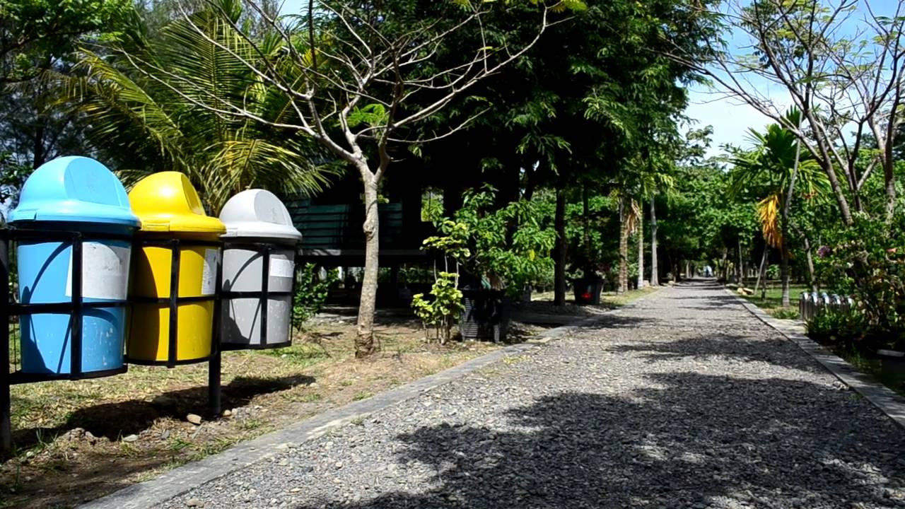 Taman Hutan Kota Bni Banda Aceh Youtube