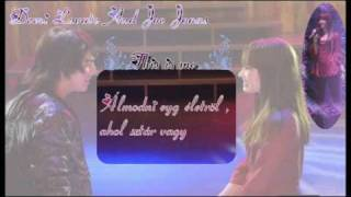 Camp Rock This is me (magyar) Video