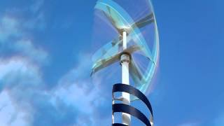 Vertical Wind Turbine