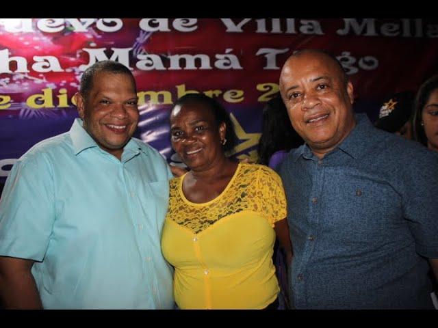 Fiesta navideña de Regidor Jose Miguel Brand en Barrio Nuevo
