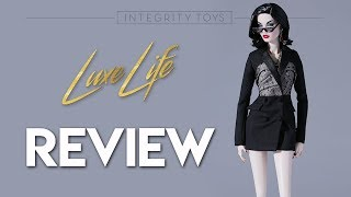 REVIEW: a fabulous life rayna | nuface doll by integrity toys for luxe life convention 2018