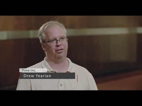 Drew Yearian, Time Inc.