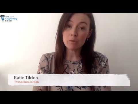 KATIE TILDEN | Clever Copywriting School