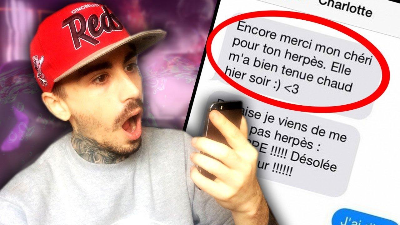LES PIRES SMS DU AU CORRECTEUR ORTHOGRAPHIQUE ! - YouTube