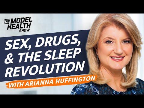 Arianna Huffington Interview: Sex, Drugs, And The Sleep Revolution