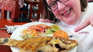 CANCUN | Lunch at El Cejas at Mercado 28 | Sept 2019 | Day 1 Part 2