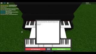 Roblox Piano | Wrecking Ball