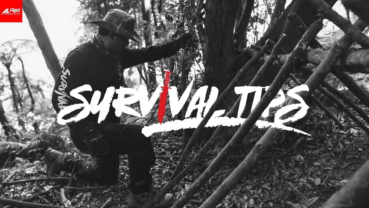 SURVIVAL TIPS - Berburu