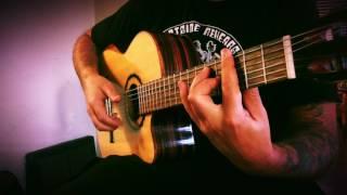 Barcelona Nights Ottmar Liebert Solo Flamenco Guitar Ben Woods