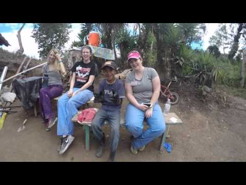 Mizzou Public Health Brigade-Honduras 2016