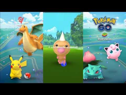 Pokemon Go Chơi Trên Win XP
